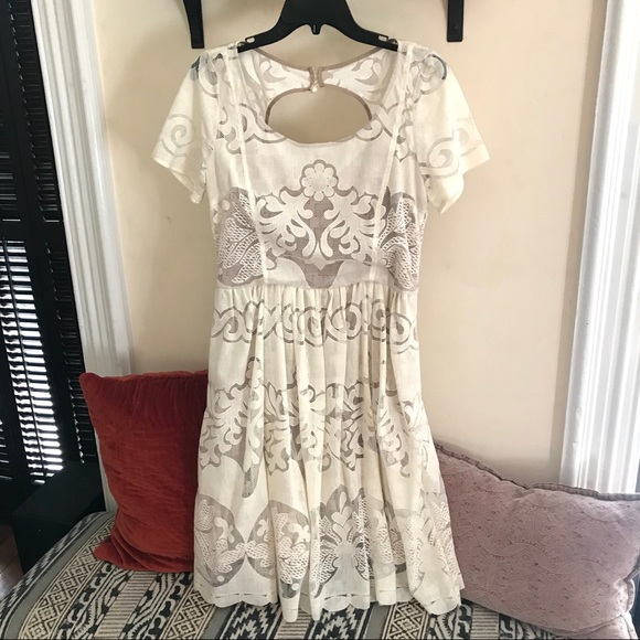 17c4cc2c850c Anthropologie Dresses & Skirts - NWOT Anthropologie Tracy Reese Ivoire Dress